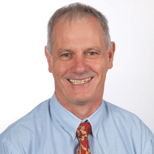 Dr. Stephen Parkin Principal