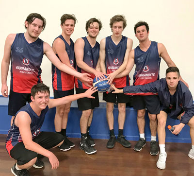 basketball warrandyte high