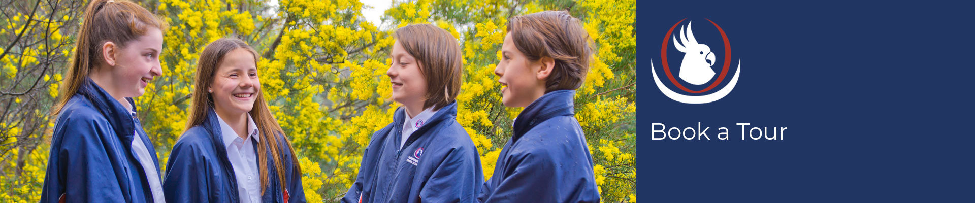 school tours at warrandyte high