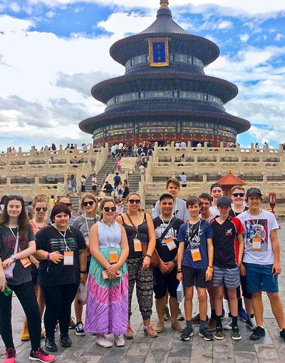 china trip warrandyte high