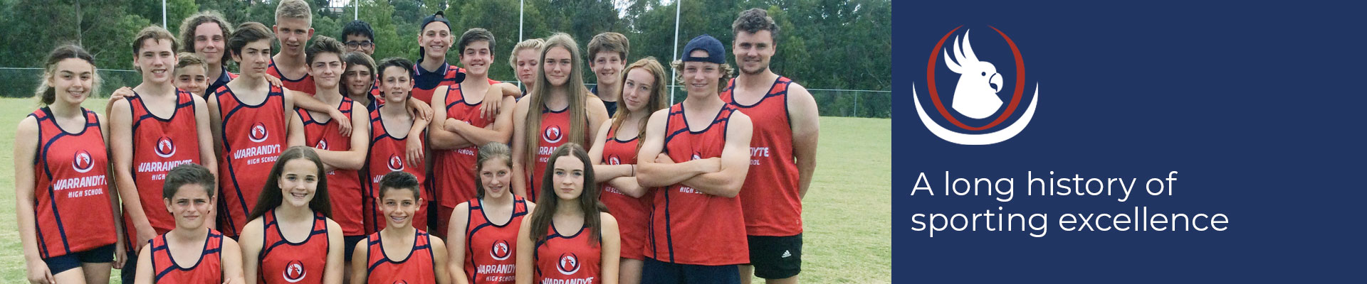 sport at warrandyte high