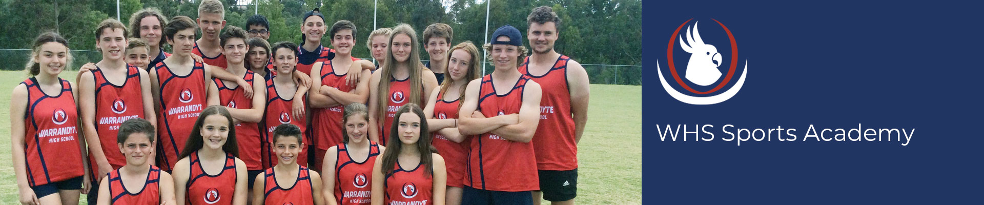 sports academy at Warrandyte High