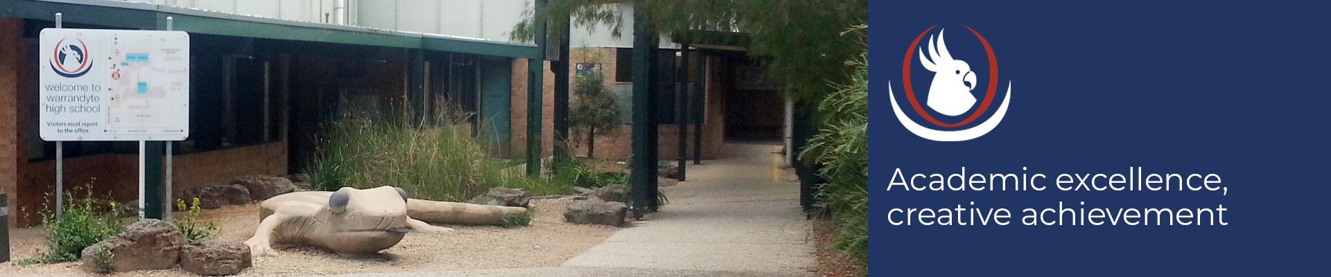 warrandyte high school entrance