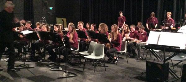 music at warrandyte high school