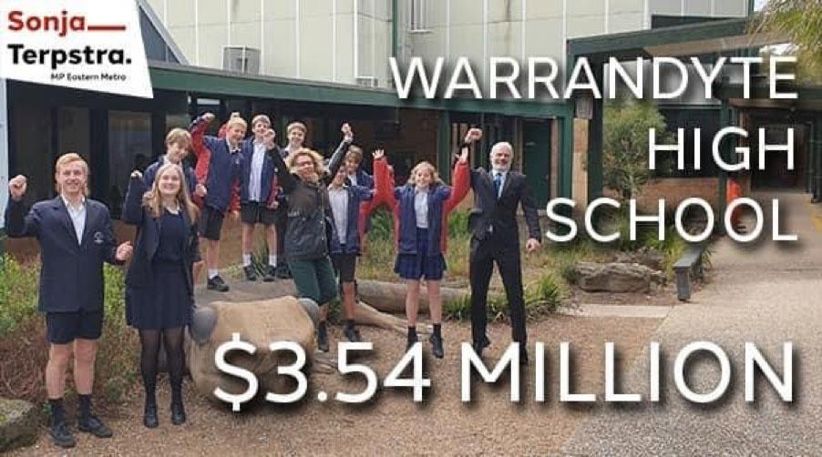 grant for warrandyte hight