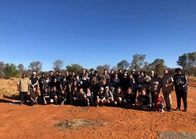 VCE northern territory experience